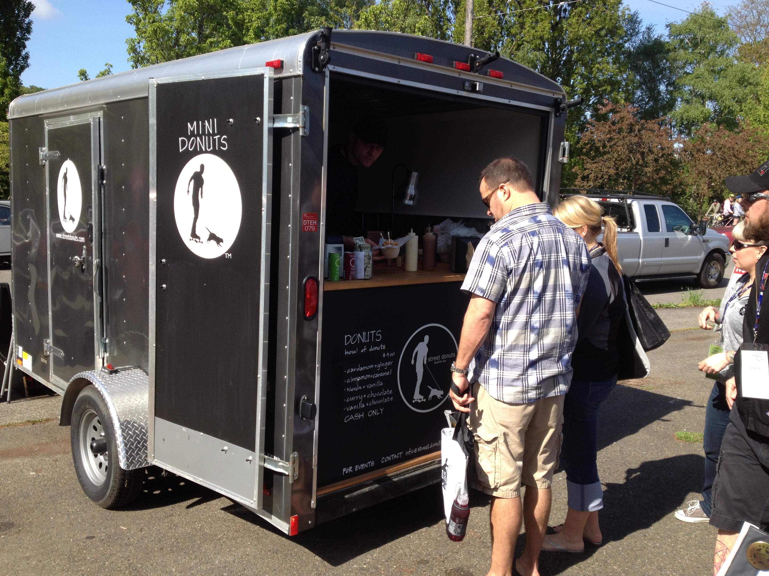Seattle Food Trucks Slu