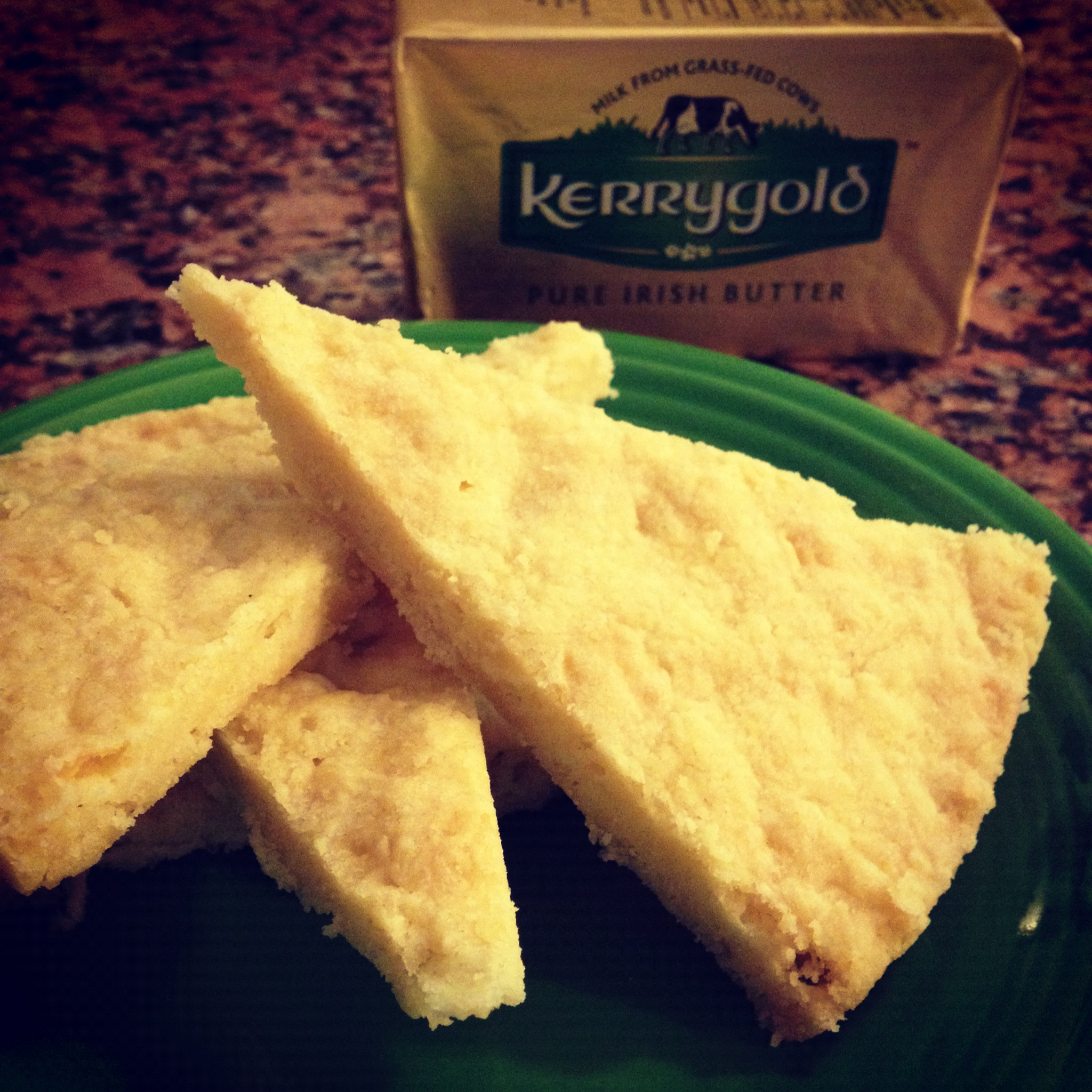 Irish butter shortbread. | cook.can.read