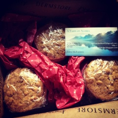 cookies from A Taste of Alaska