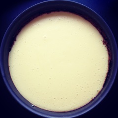 cheesecake, no cracks!