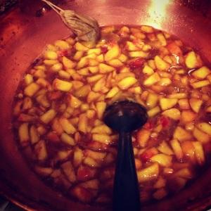 peach sarsaparilla