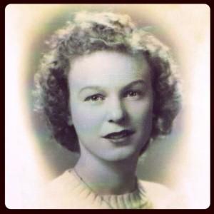 my beautiful Gram