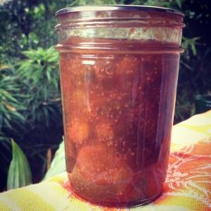 fig & orange jam