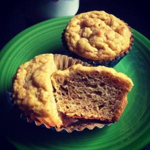 buttermilk pumpkin muffins