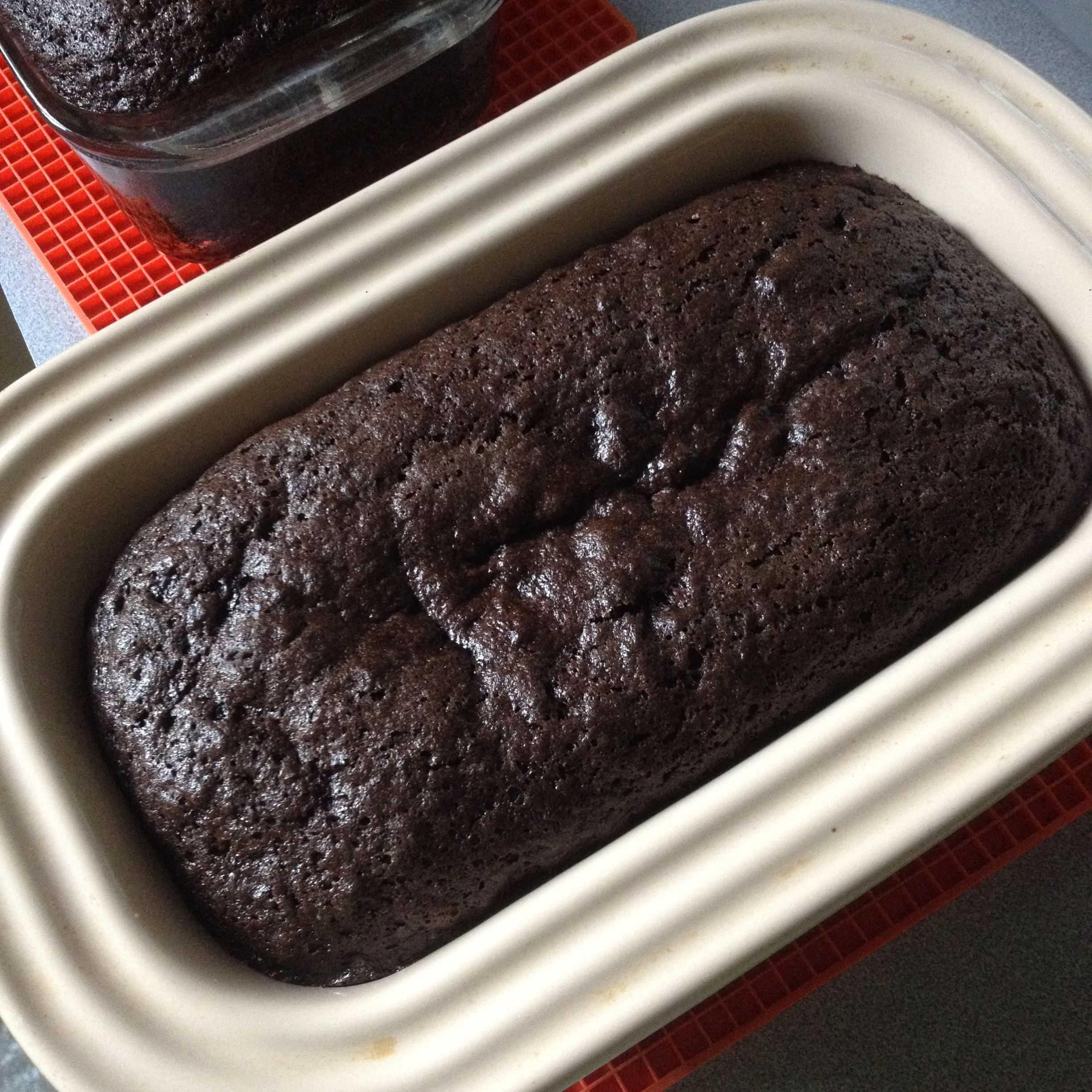 Christmas traditions: chocolate mayonnaise cake. | cook.can.read