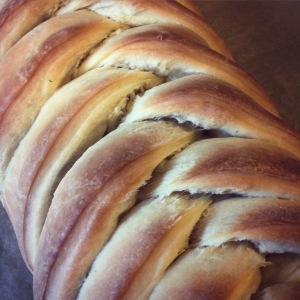 savory braid